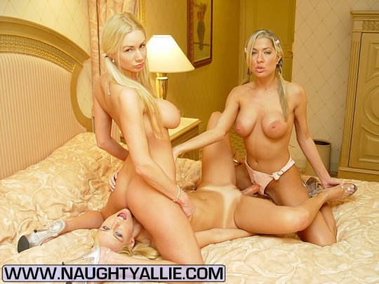 teens sequoia redd and anastasia lee ffm