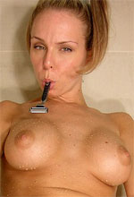 Naughty Julie - Naughty Julie Hot Naked In The Shower