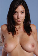 Jelena Jensen - Jelena Jensen strips and plays with her huge tits