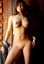 Coty - Coty is a cute Asian girl with perfect round tits and look at that amazing pussy.